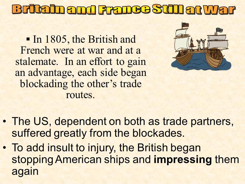 Britain and France Still at War