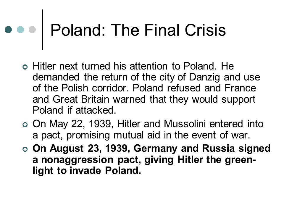 Poland: The Final Crisis