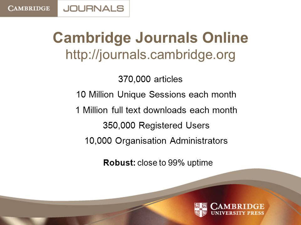 Cambridge Journals Online http://journals.cambridge.org