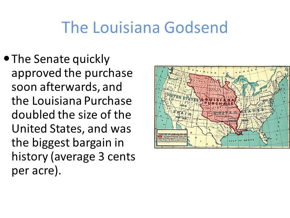 The Louisiana Godsend