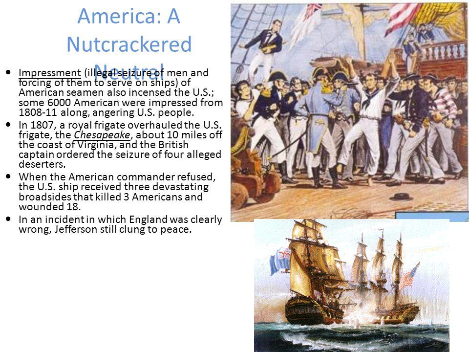 America: A Nutcrackered Neutral