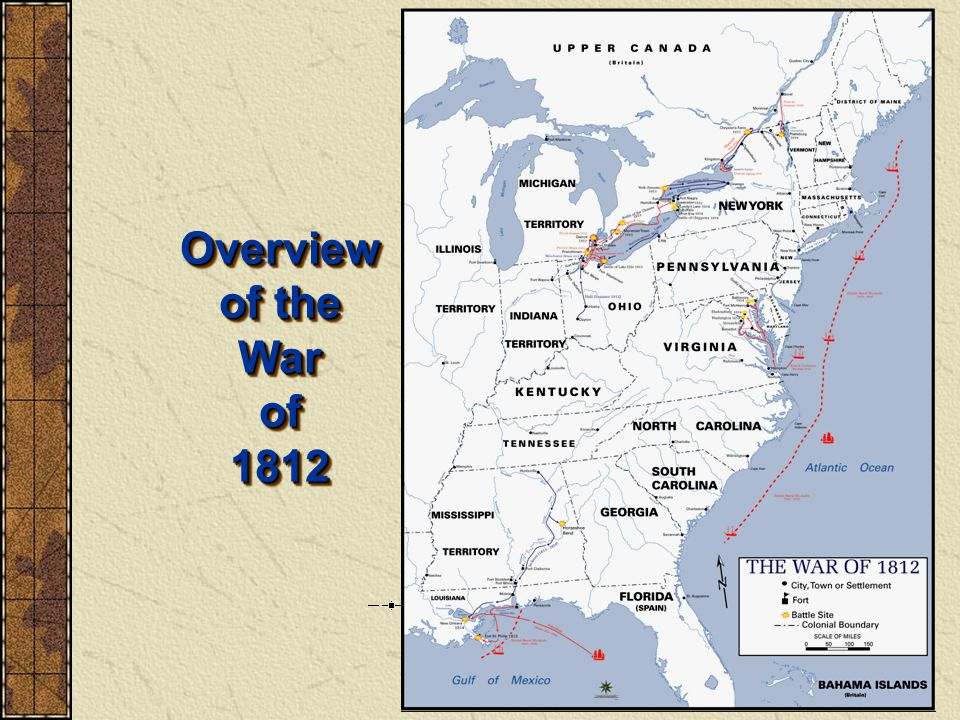 Overview of the War of 1812