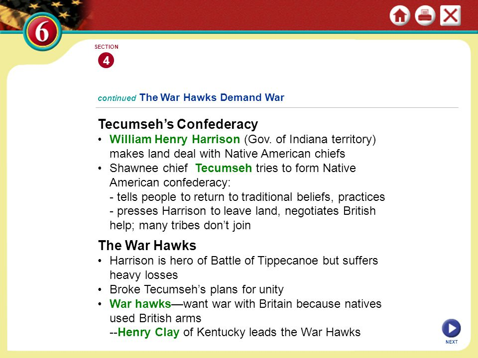 Tecumseh's Confederacy