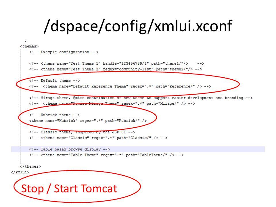 /dspace/config/xmlui.xconf