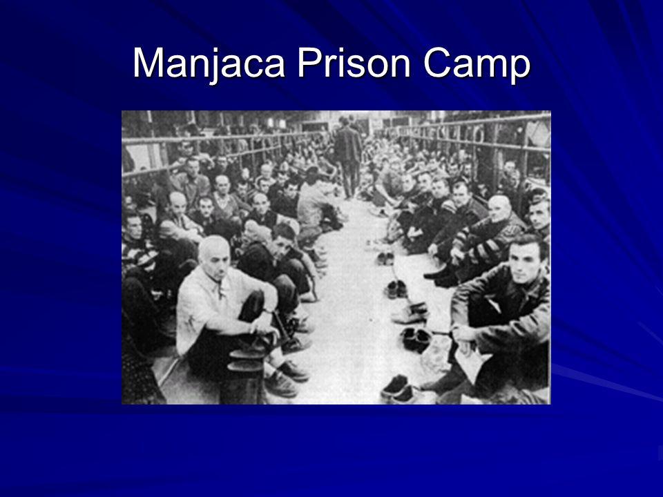 Manjaca Prison Camp