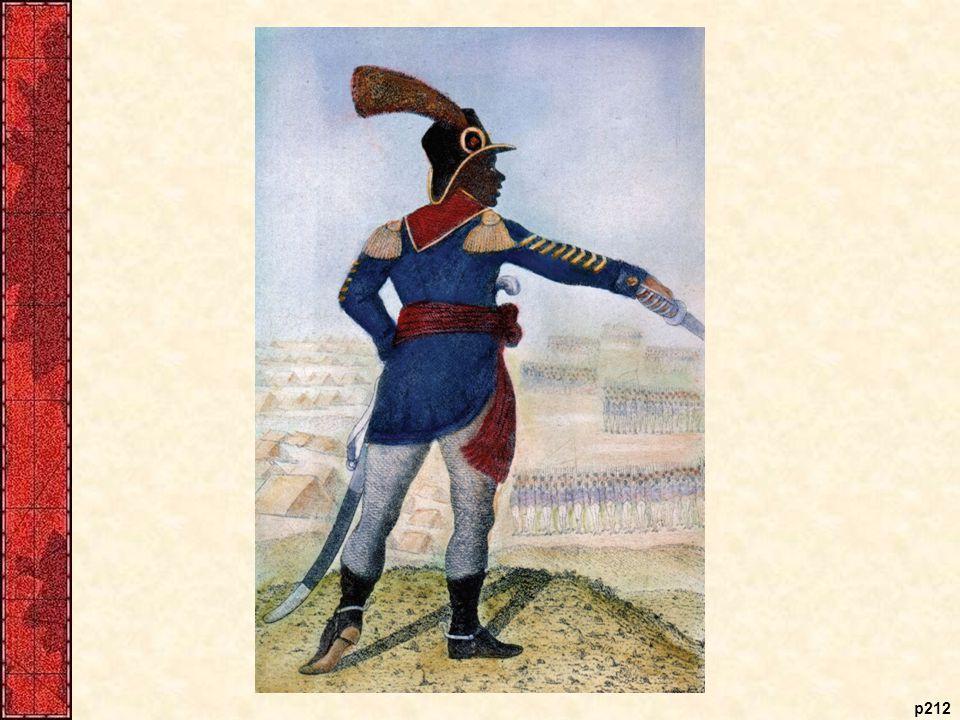 Toussaint L'Ouverture (ca. 1743–1803) A self-educated