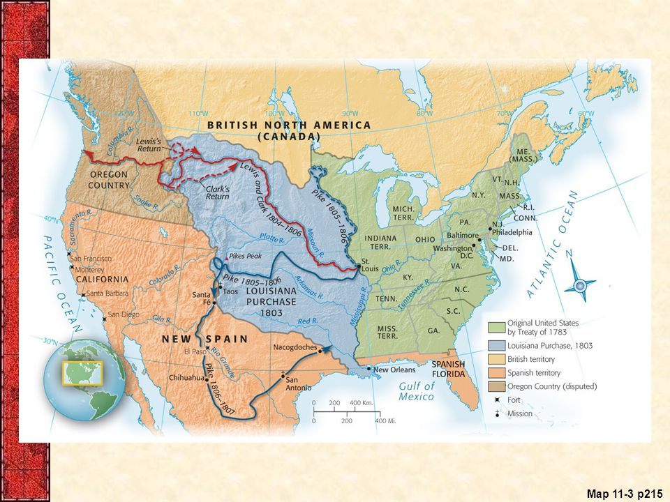 louisiana purchase of 1803 the key Then you'll love the top 10 facts about the louisiana purchase about the louisiana purchase the louisiana purchase in 1803 must surely qualify a key part of.