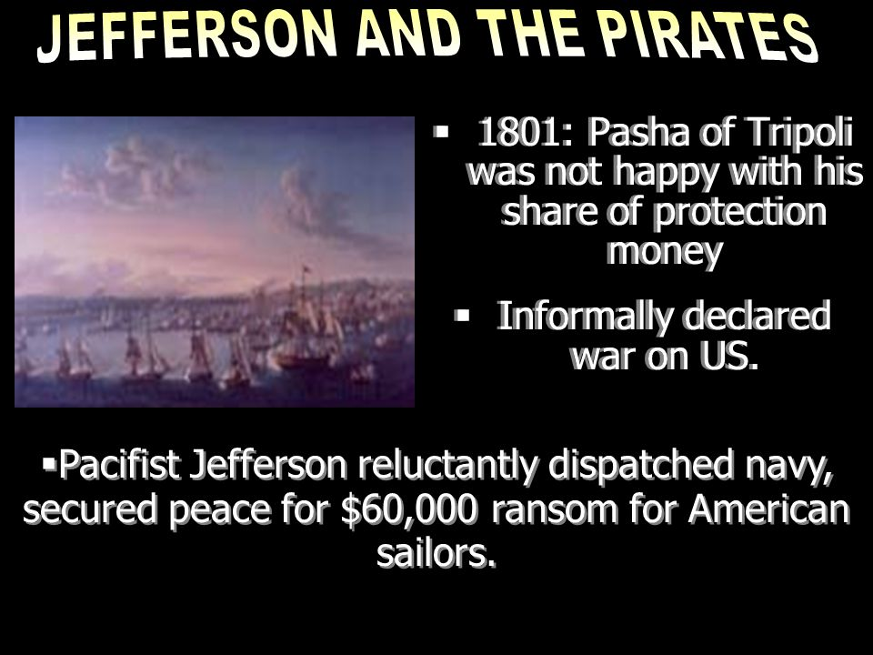 JEFFERSON AND THE PIRATES