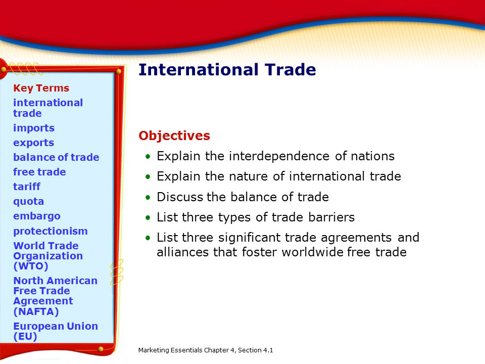 international trade and learning objective This module will provide: i) an analytical training in the critical use of theories of international trade and investment and ii) an opportunity for students to.