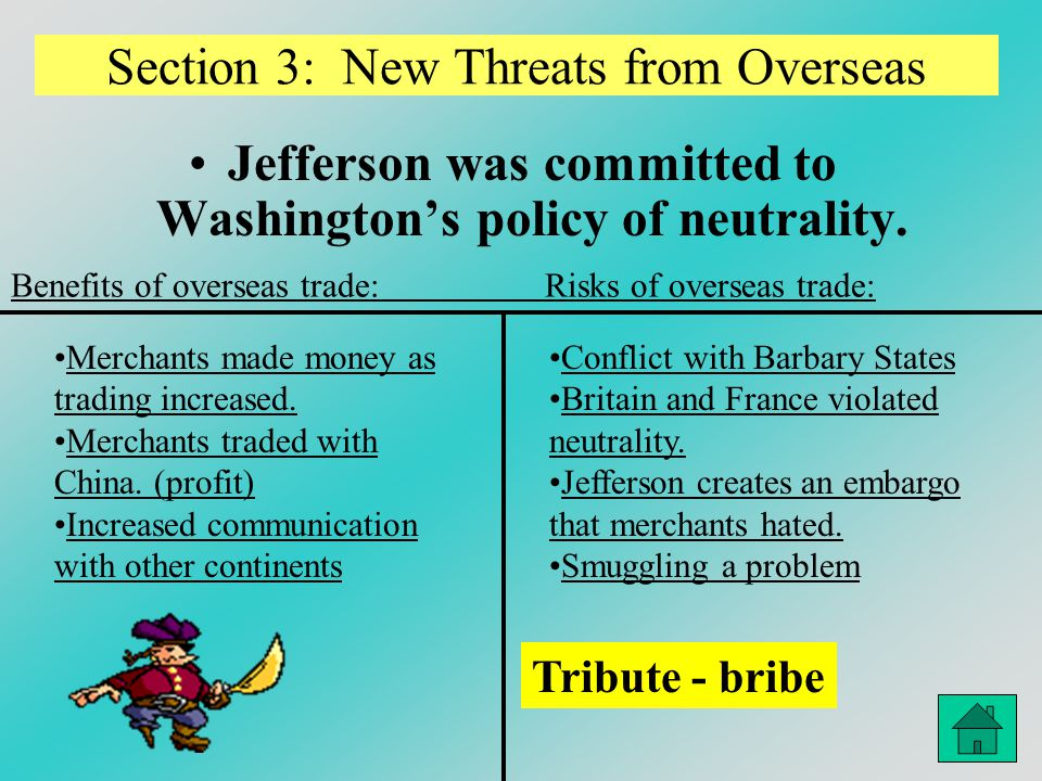 Section 3: New Threats from Overseas