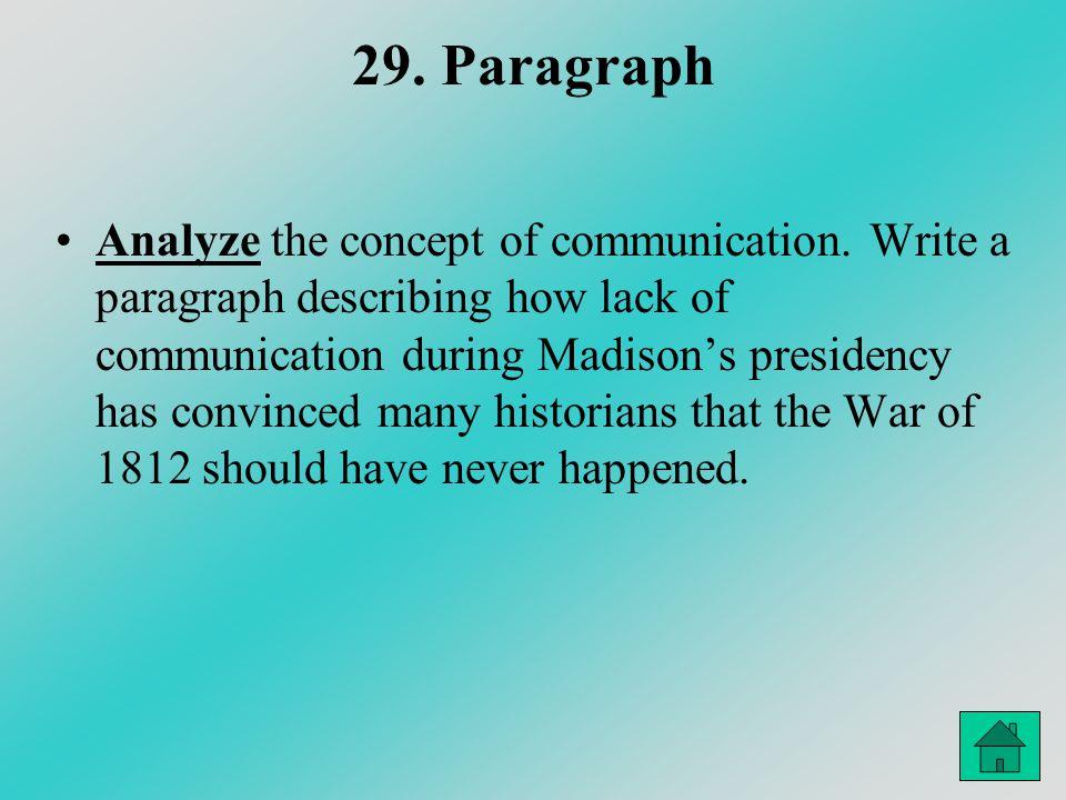 29. Paragraph