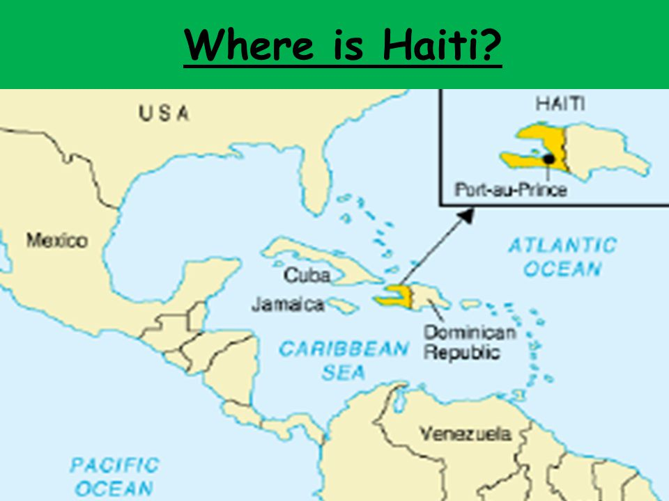 Where is Haiti