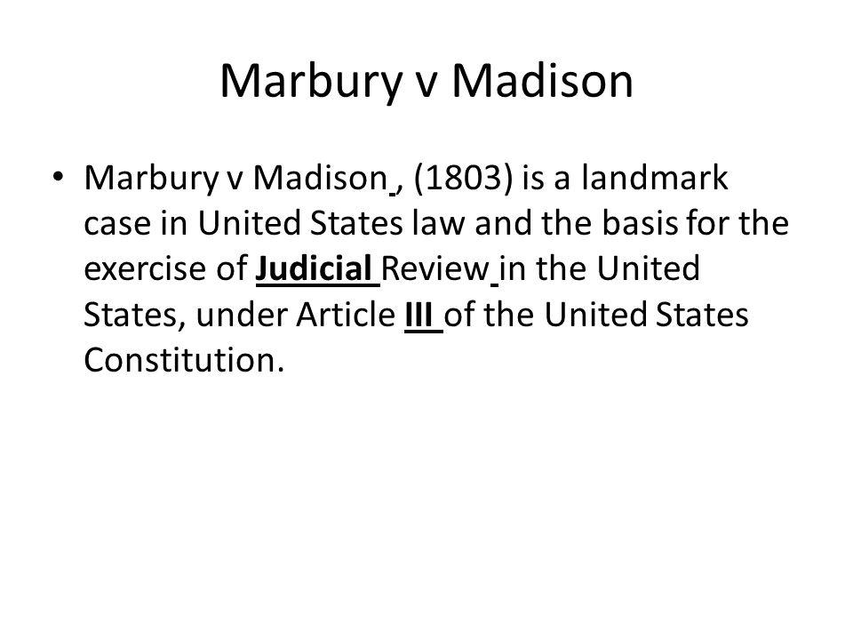 Essay Helper Case Analysis Of Marbury V Madison Essay Save Water Save Earth Essay also Architecture Essay Summary Of The Decision  Marbury V Madison  Motorcarsintinccom I Am Essay