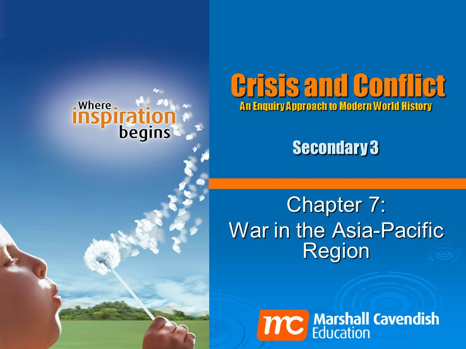 Chapter 7: War in the Asia-Pacific Region