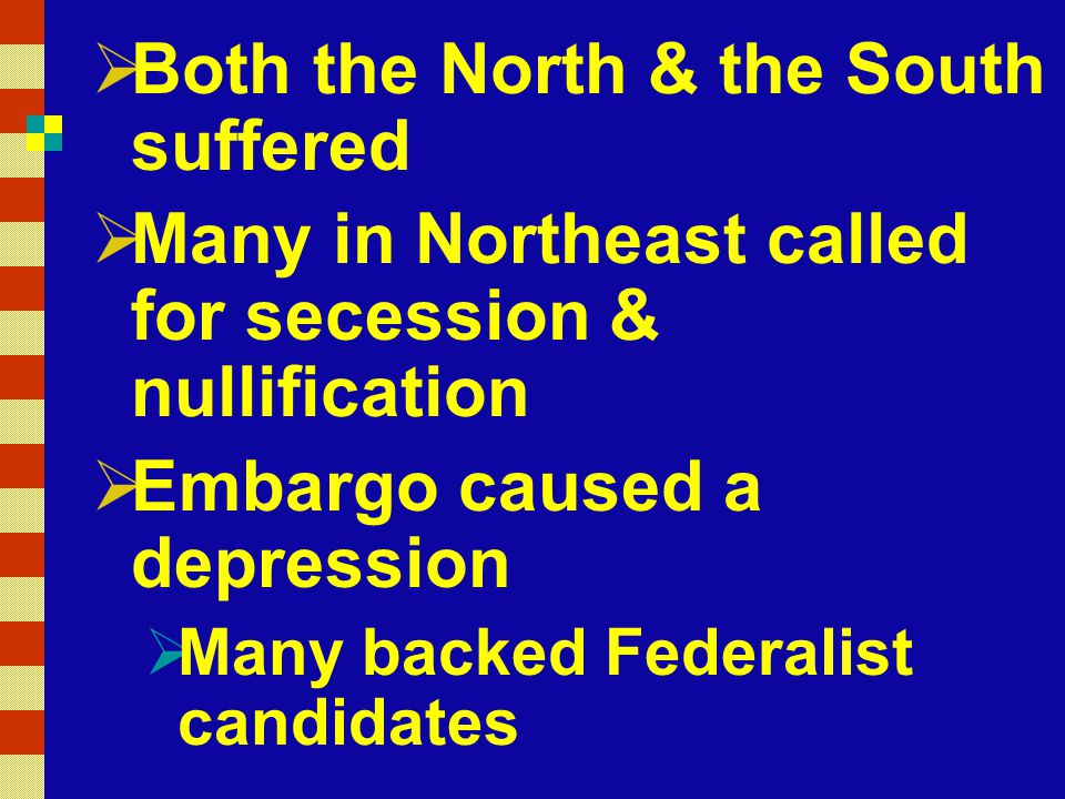 Both the North & the South suffered