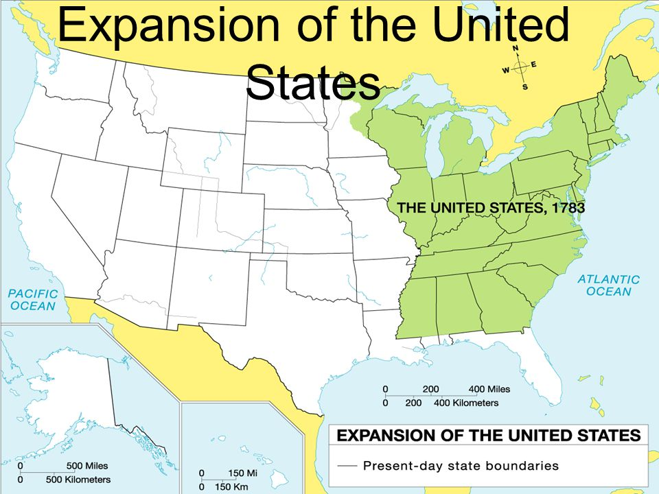 Expansion of the United States