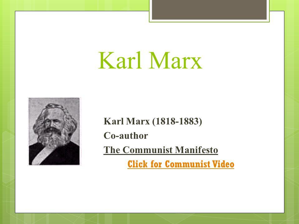 Click for Communist Video