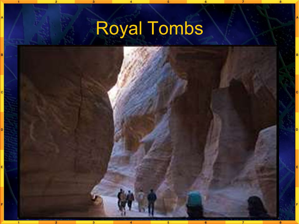 Royal Tombs