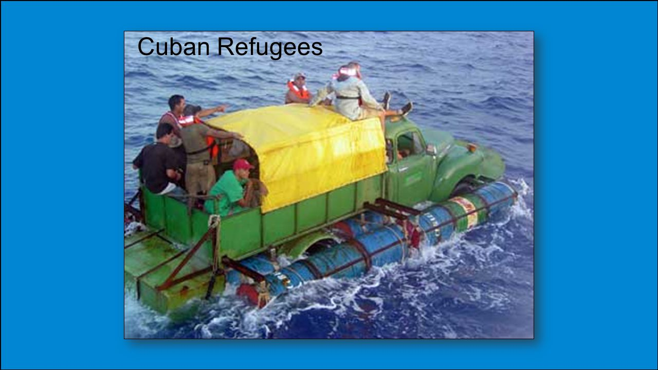 Cuban Refugees
