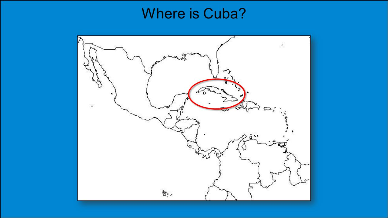 Where is Cuba