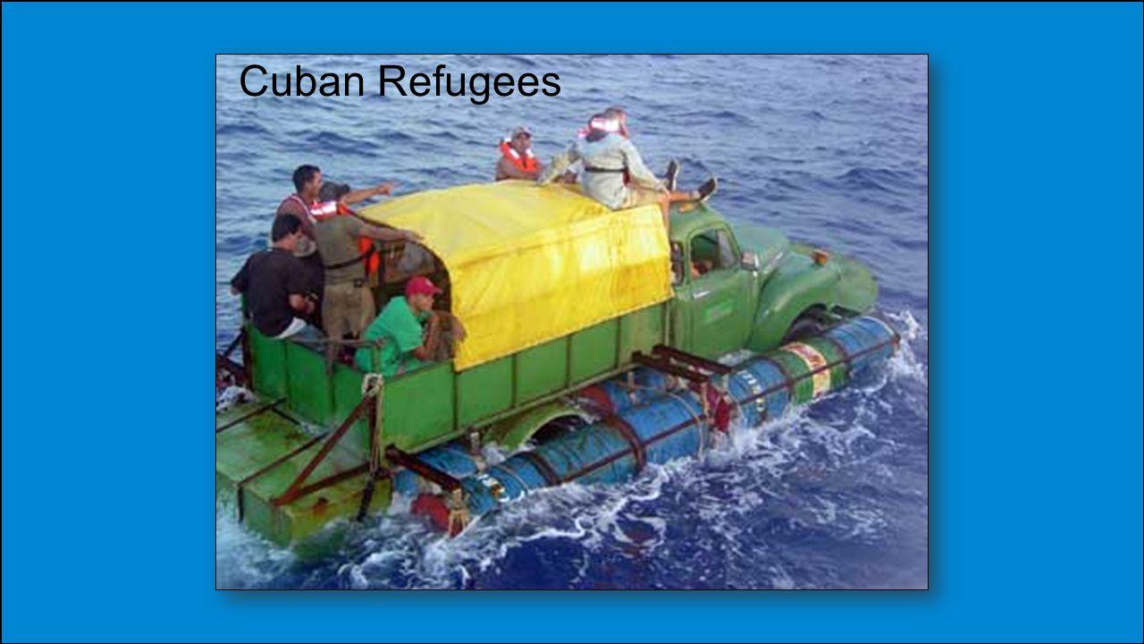 Cuban Refugees