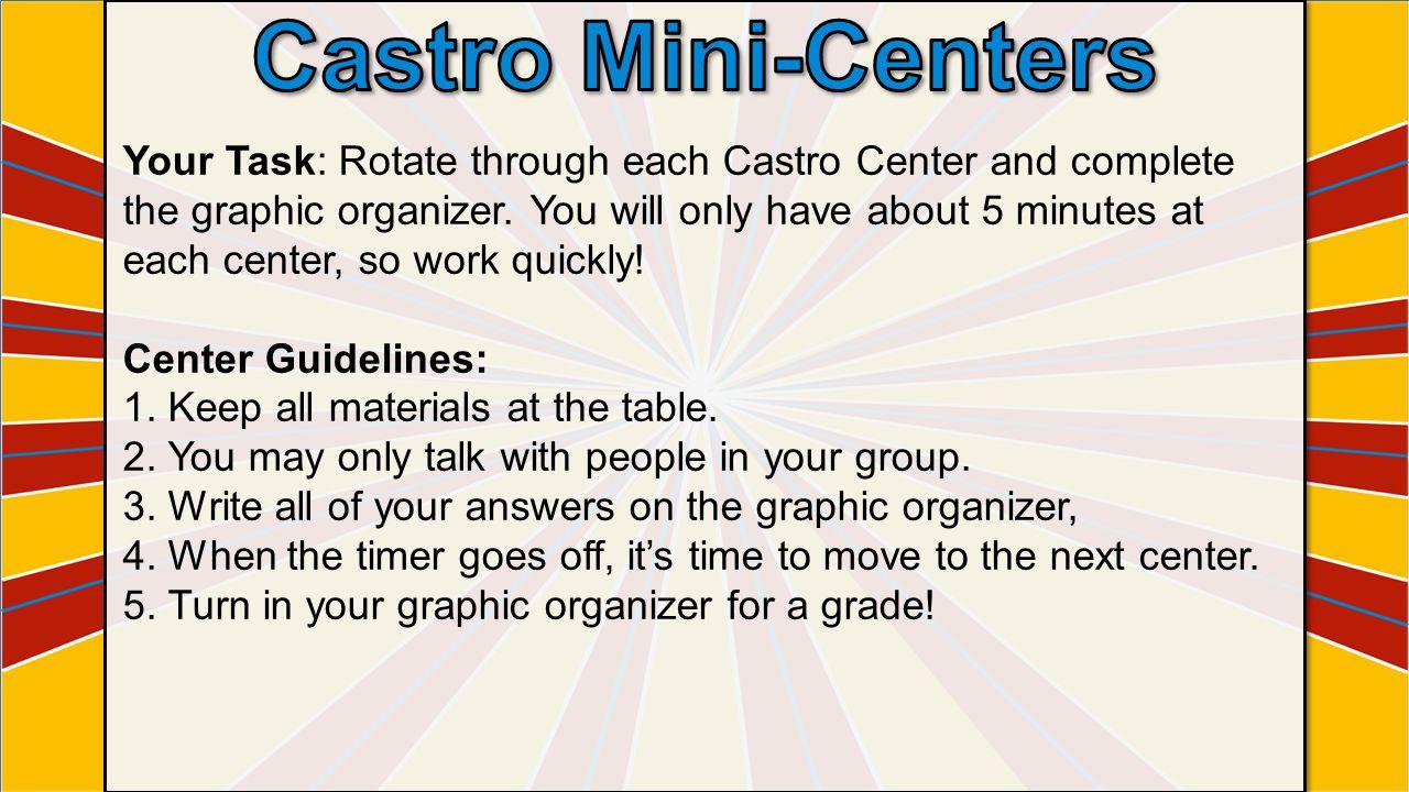 Castro Mini-Centers