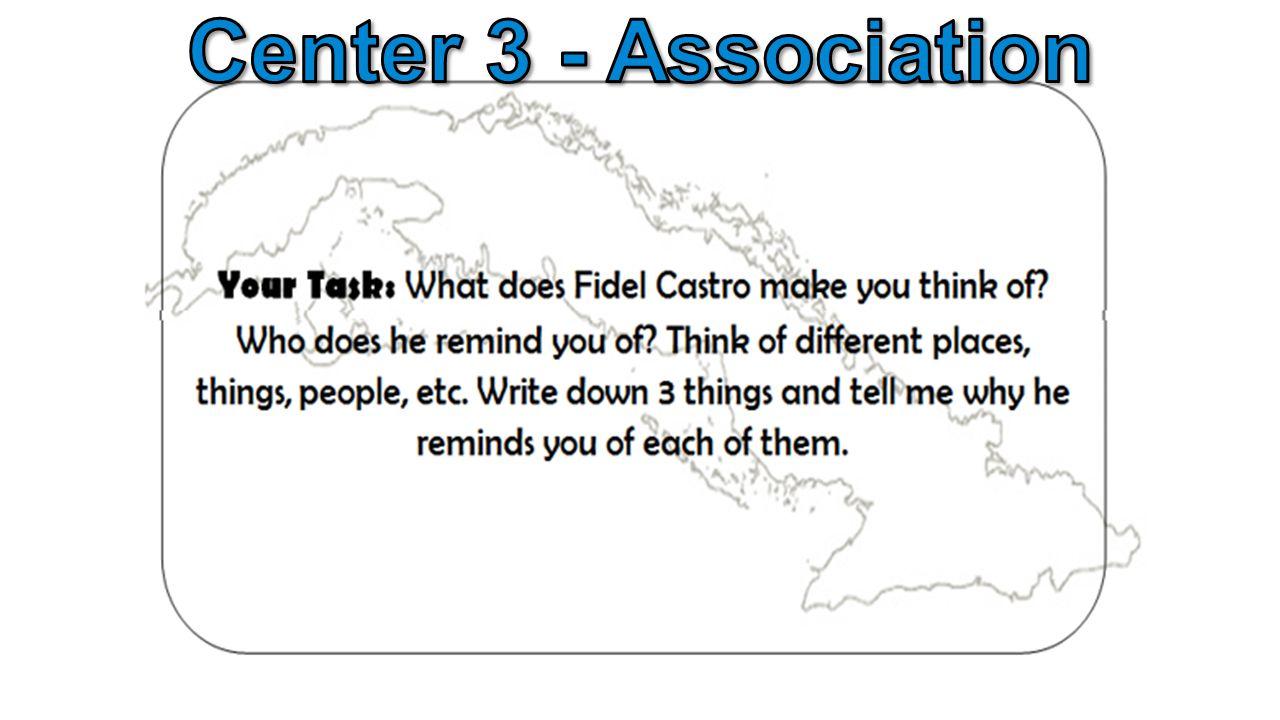 Center 3 - Association