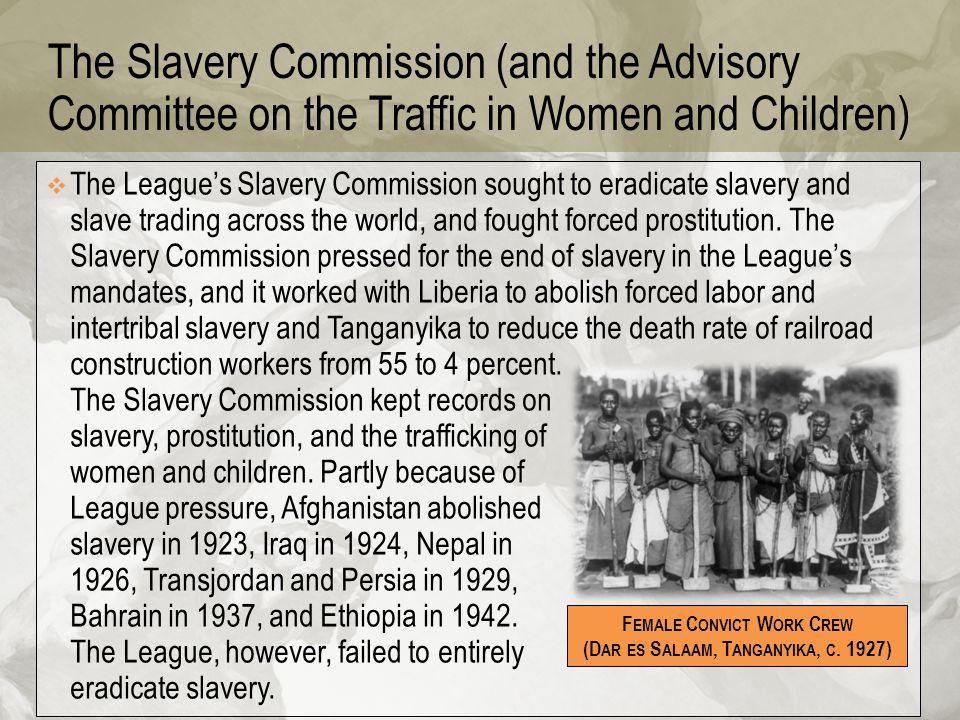 Female Convict Work Crew (Dar es Salaam, Tanganyika, c. 1927)