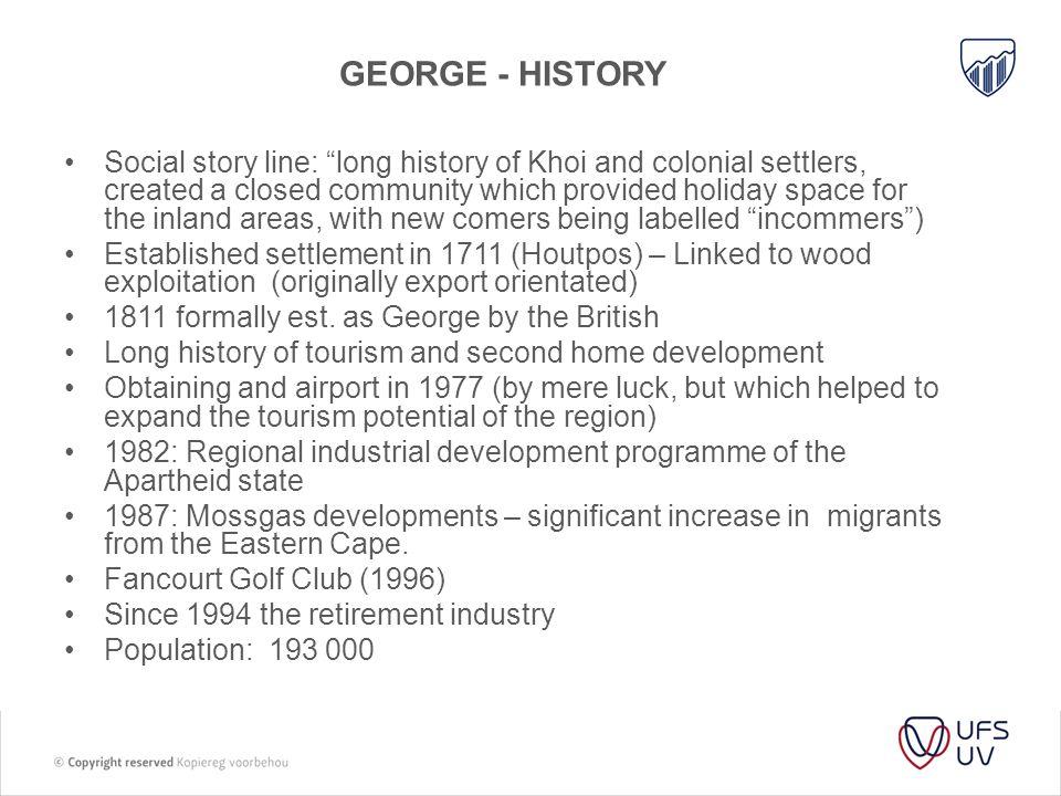 George - History