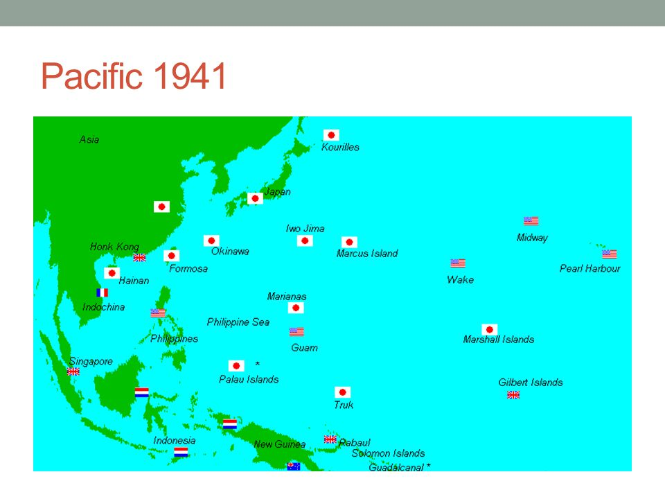 Pacific 1941
