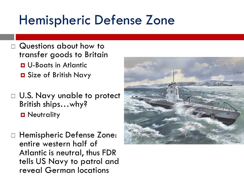 Hemispheric Defense Zone
