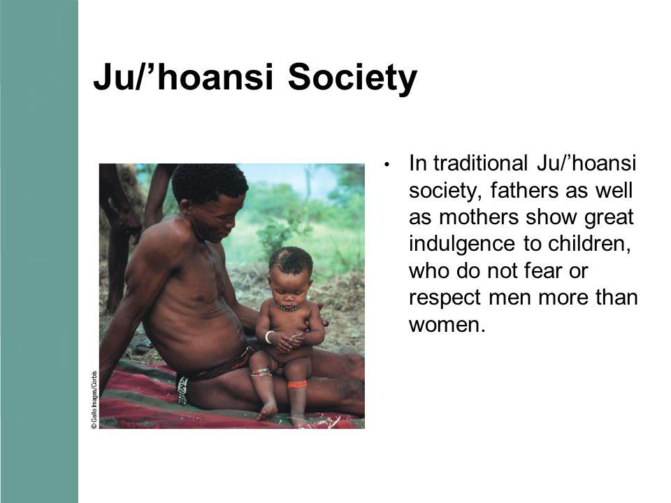 Ju/'hoansi Society