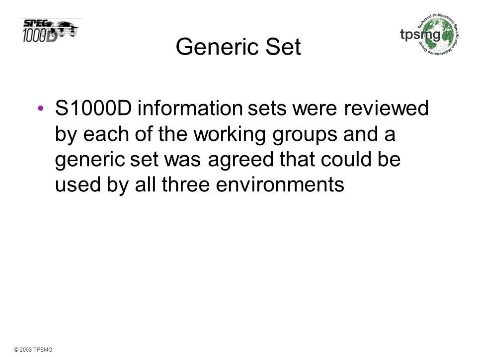 Generic Set