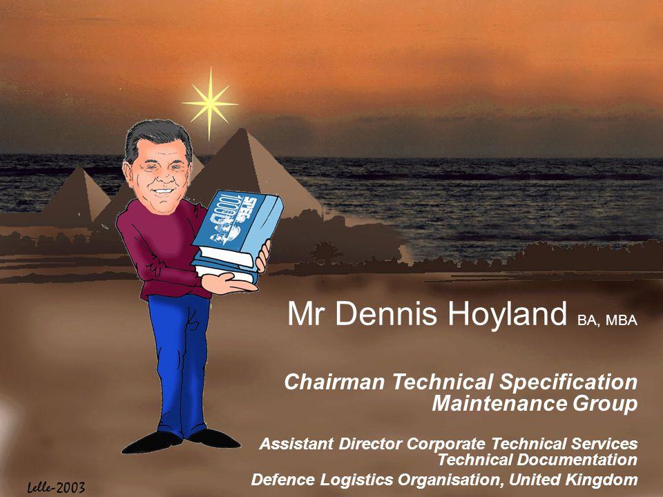 Mr Dennis Hoyland BA, MBA
