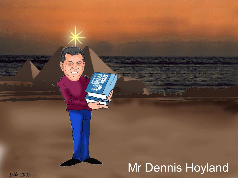 Mr Dennis Hoyland