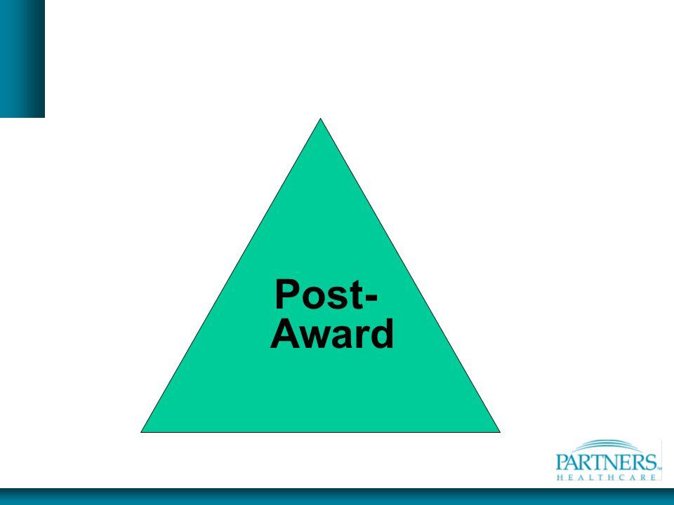 Post- Award