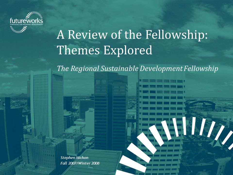 A Review of the Fellowship: Themes Explored