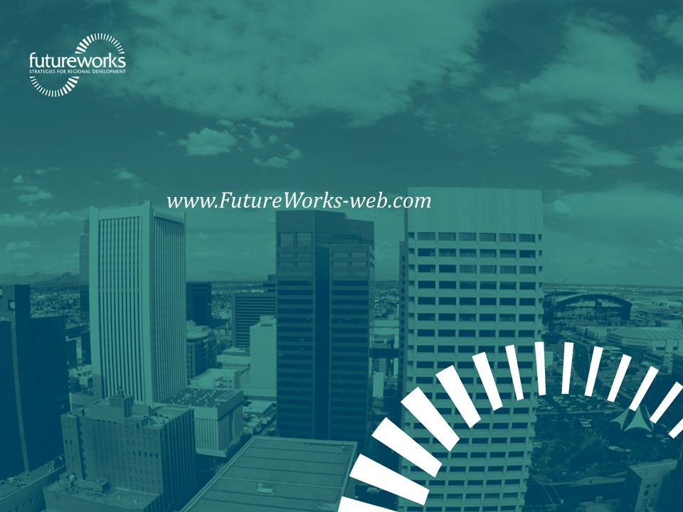 www.FutureWorks-web.com futureworks | Fellowship for Regional Sustainable Development