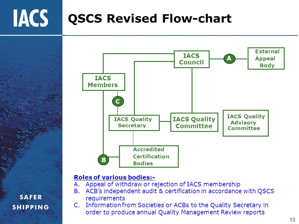 QSCS Revised Flow-chart
