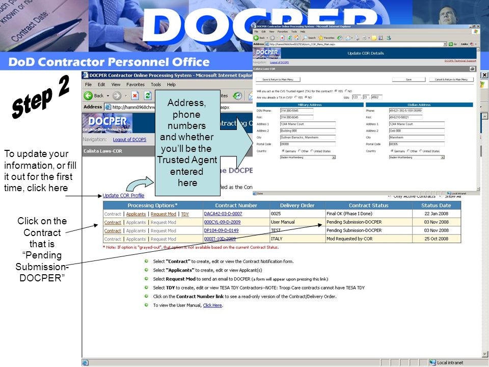 Pending Submission-DOCPER