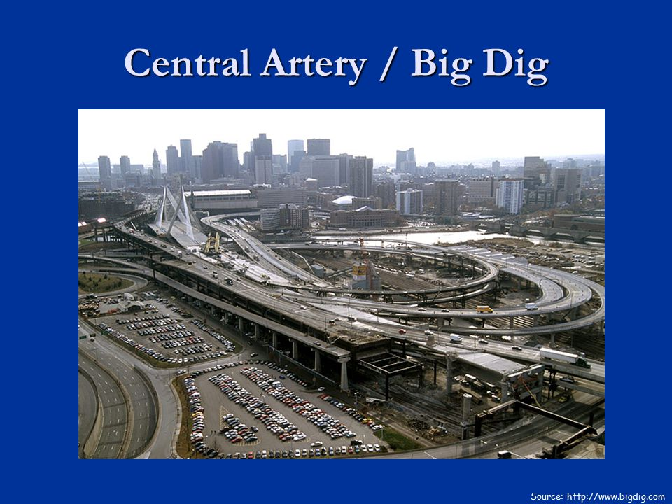 Central Artery / Big Dig