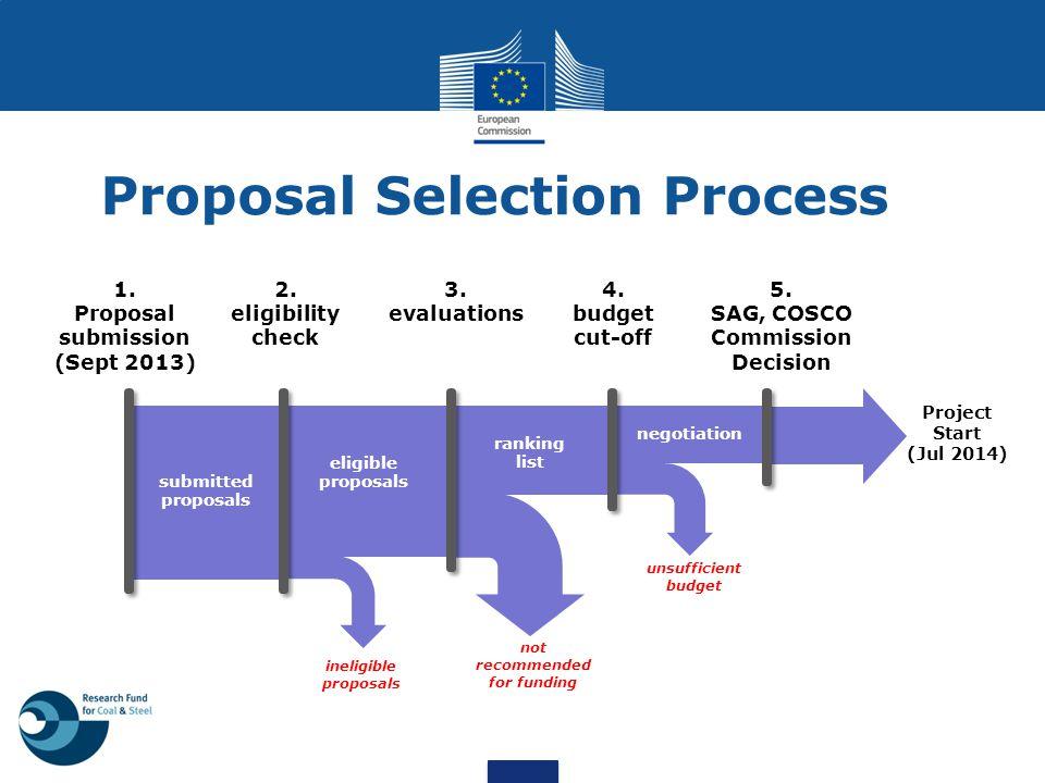 Proposal Selection Process