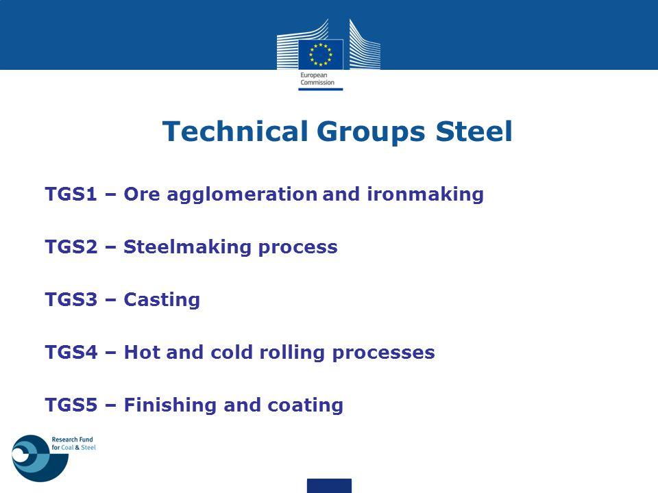 Technical Groups Steel