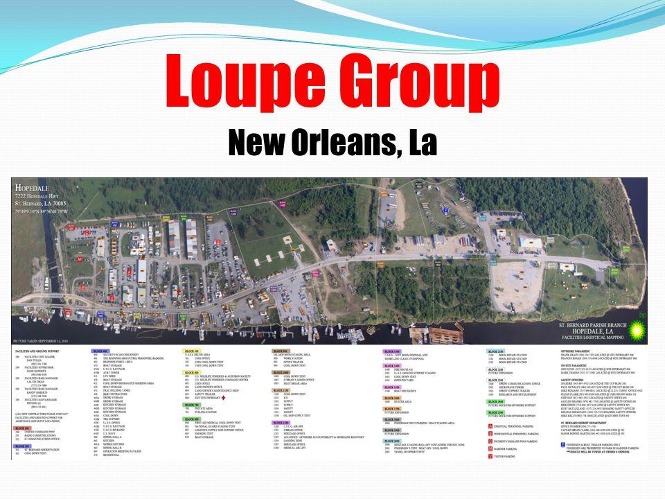 Loupe Group New Orleans, La