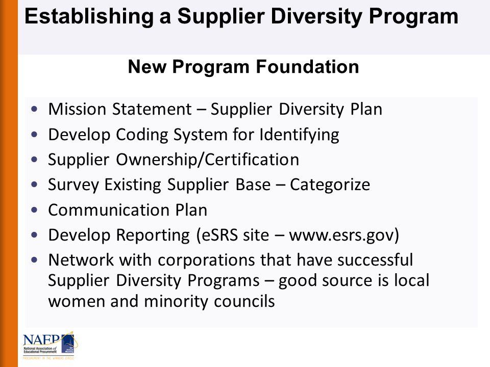 New Program Foundation