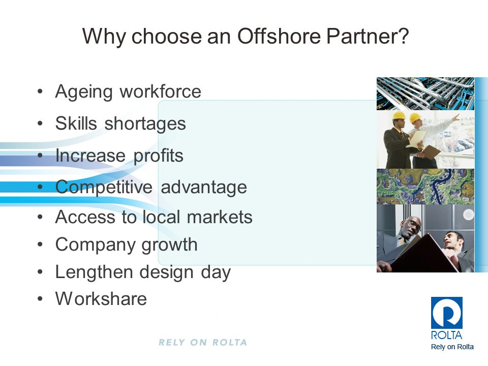 Why choose an Offshore Partner