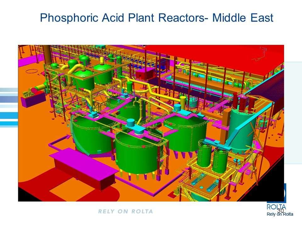 Phosphoric Acid Plant Reactors- Middle East