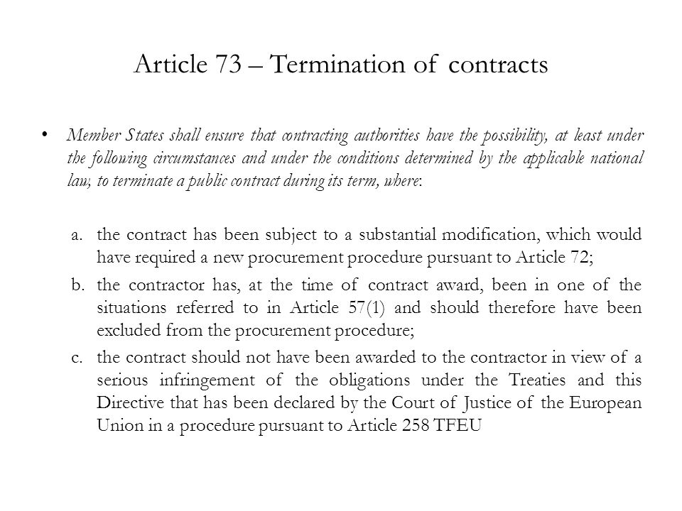 article 1163 about installments along with contracts