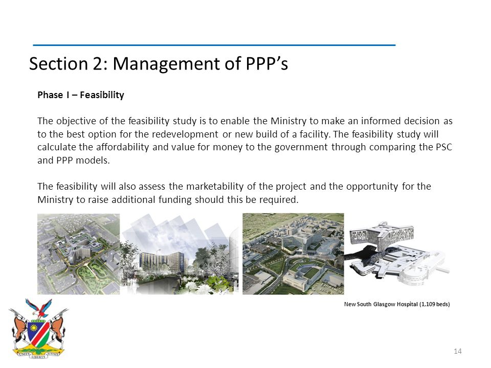 Section 2: Management of PPP's