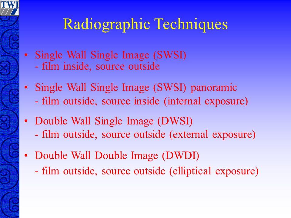 Radiographic Techniques